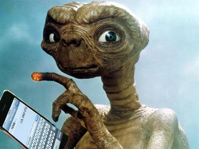 E.T., E.T., 1982, (c) Universal/courtesy Everett Collection